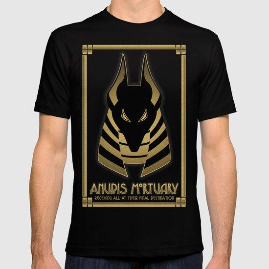 Anubis Mortuary T-shirt