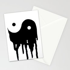 Out of Balance  Stationery Cards