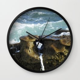 A Moment of Calm (All proceeds dontated to Children of Fallen Patriots Foundation) Wall Clock