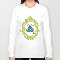 beetle Long Sleeve T-shirts featuring Beetle by Kelly Gogas
