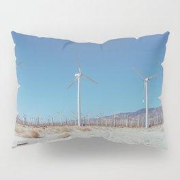 Palm Springs Windmills VIII Pillow Sham