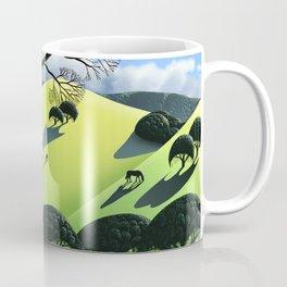 Eyes to the Mountains Coffee Mug