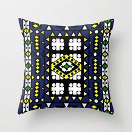 Samacaca Throw Pillow
