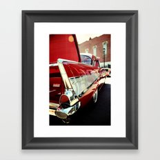 CLASSIC SHOW Framed Art Print