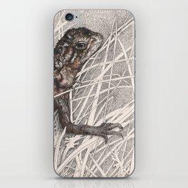 Dragon refuge iPhone Skin