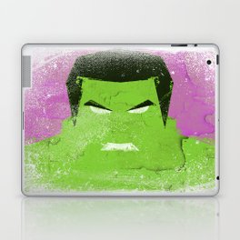 The Grunge Green Rage Laptop & iPad Skin