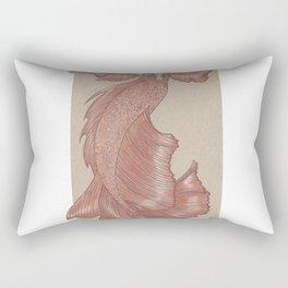 Dancing Mermaid Rectangular Pillow