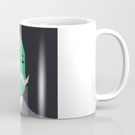 Stache man Coffee Mug
