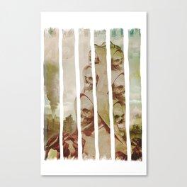 NO FAITH Canvas Print