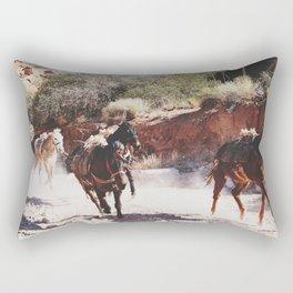 Ha Rectangular Pillow