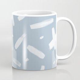 Brushstrokes III Coffee Mug