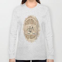 Sophisticated International Traveller Long Sleeve T-shirt