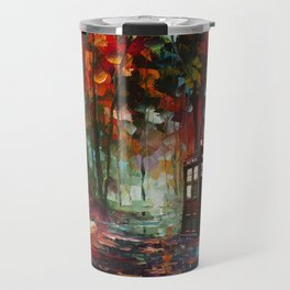 Tardias at painting Travel Mug