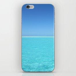 Tropical Escape iPhone Skin