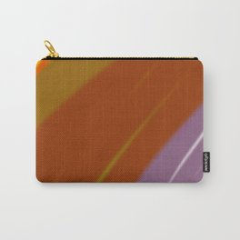 Wintage geom. lines eth. B. Carry-All Pouch