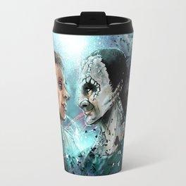 Garak and Bashir Face Travel Mug