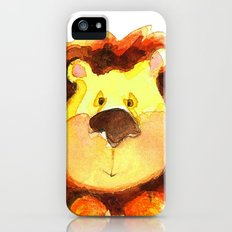 Lion iPhone SE Slim Case