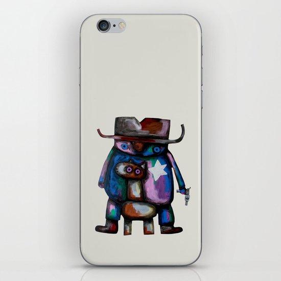 Sheriff iPhone & iPod Skin