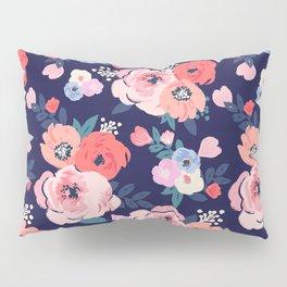 Aurora Floral Pillow Sham
