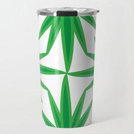 Funky Flower 01B Travel Mug