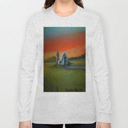 Sunrise Farm Long Sleeve T-shirt