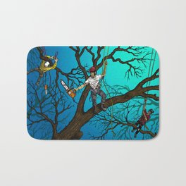 Tree Surgeons Bath Mat
