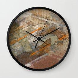 Society X Wall Clock