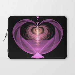 Fluttering Heart Laptop Sleeve