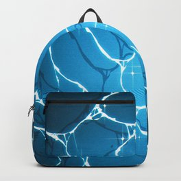 Anime water - 90's VHS Effect Backpack