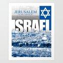 Jerusalem, Israel by politics