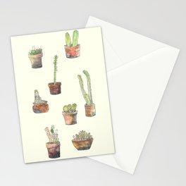 Cactus ensemble  Stationery Cards