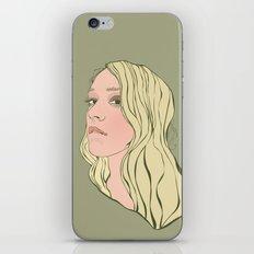 Chloe Sevigny iPhone & iPod Skin