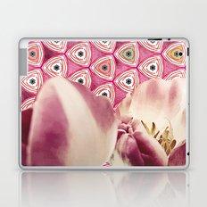 chiang candies & tulips Laptop & iPad Skin