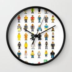 Breaking Bit Wall Clock