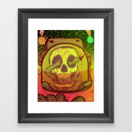 No way out Framed Art Print