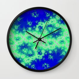 whats your name, microbe population? Wall Clock