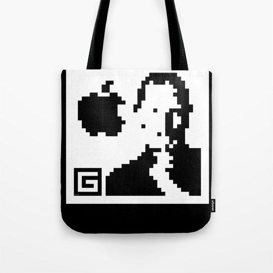 QR- Jobs Tote Bag