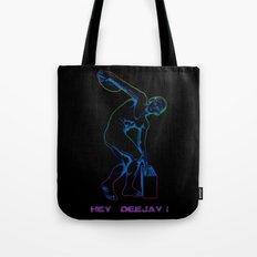 Diskobolo Tote Bag