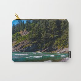 Oswald Beach, Oregon Carry-All Pouch