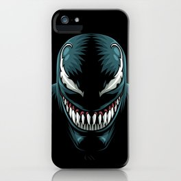 Shadow Face iPhone Case