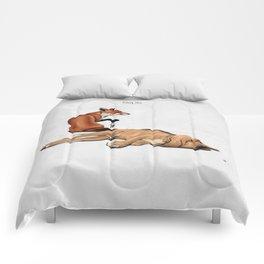 Not So Comforters