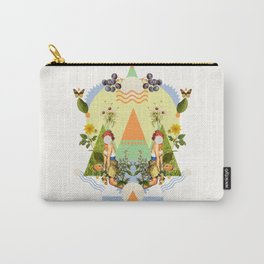 Dreaming of Spring  II Carry-All Pouch