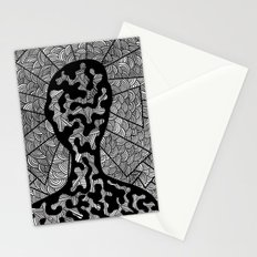 Visualizing My Thoughts Stationery Cards