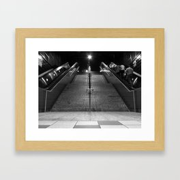 Hollywood & Vine Framed Art Print