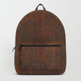 Rust Backpack