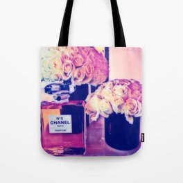 CHANELNo. 5 in Color Tote Bag