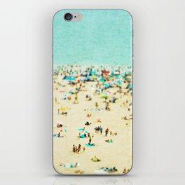 Coney Island Beach iPhone Skin