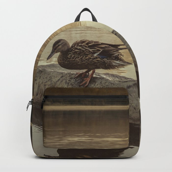 The Oregon Duck Backpack