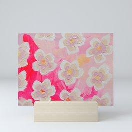 Pink Orchard Mini Art Print