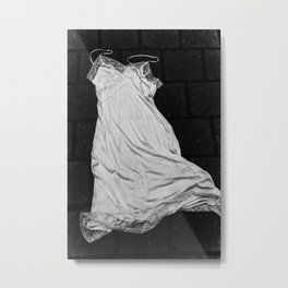 Undress My Soul Metal Print